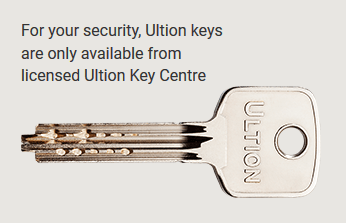 TS007 3 star Ultion lock